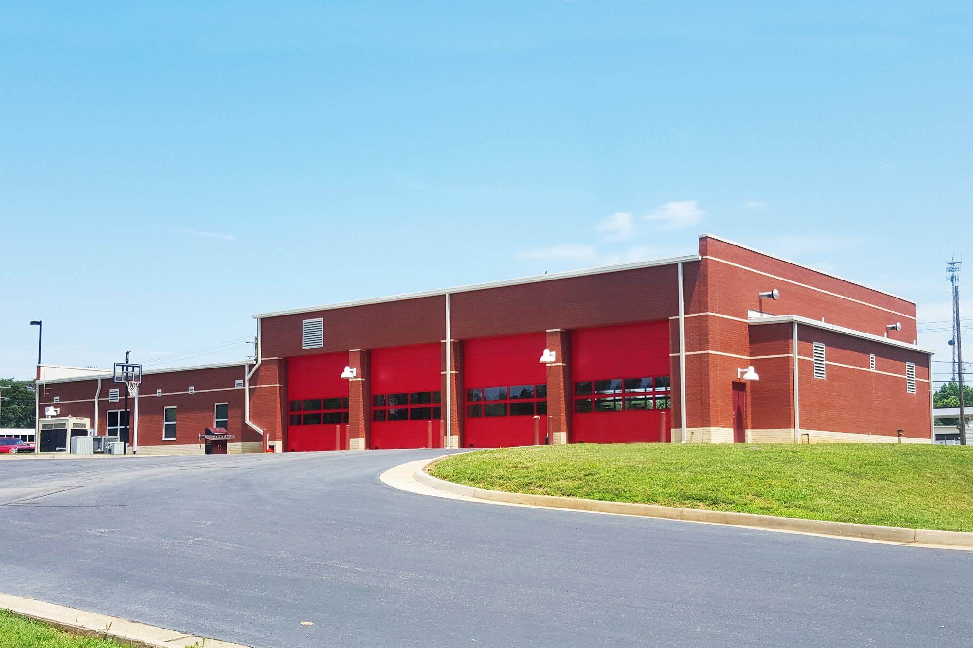 Powhatan Fire Station Powhatan County Virginia