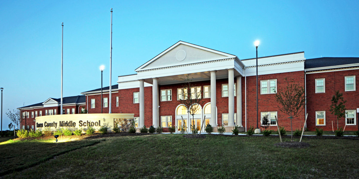 Warren County Middle School Now Open